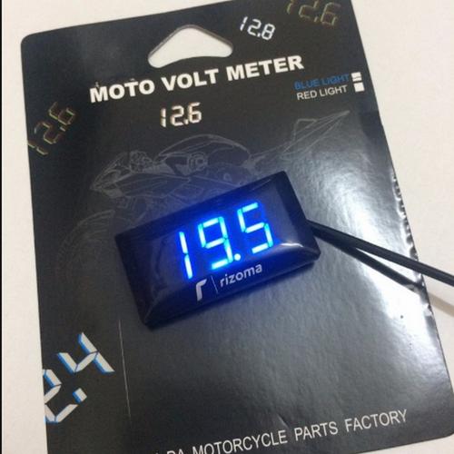 Đồng hồ đo volt xe máy Rizoma - 4729079 , 17762197 , 15_17762197 , 135000 , Dong-ho-do-volt-xe-may-Rizoma-15_17762197 , sendo.vn , Đồng hồ đo volt xe máy Rizoma