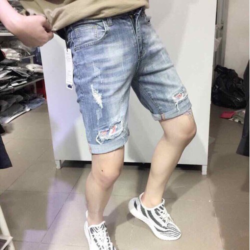 Quần short jean nam thời trang - 8169739 , 17769481 , 15_17769481 , 125000 , Quan-short-jean-nam-thoi-trang-15_17769481 , sendo.vn , Quần short jean nam thời trang