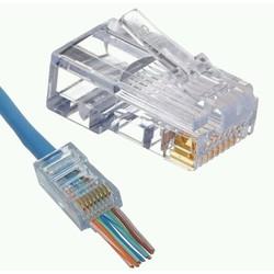 Hạt mạng xuyên thấu RJ45 TPLINK dùng cho Cat5e ,Cat6e