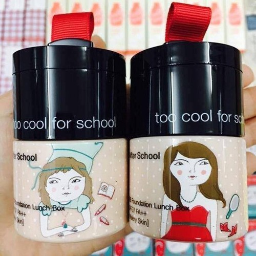 Kem nền Too Cool For School After School BB Foundation