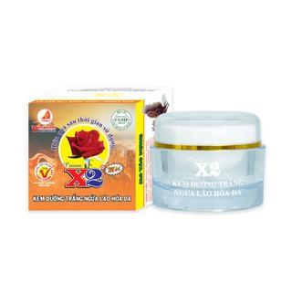 Kem dưỡng trắng da và chống lão hóa 10 tác dụng x2 - x210td thumbnail