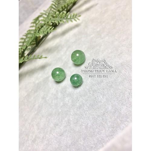 Nguyên liệu dâu xanh 8.5mm