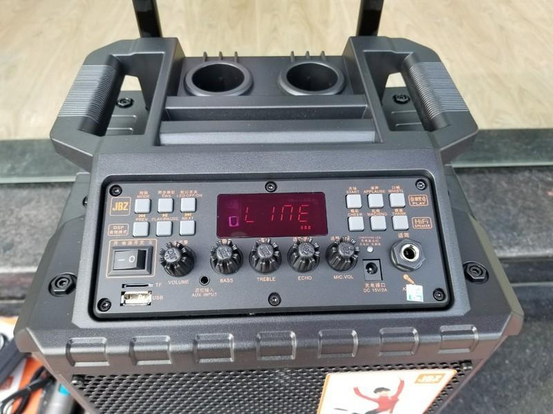loa kéo karaoke jbz 0811 7