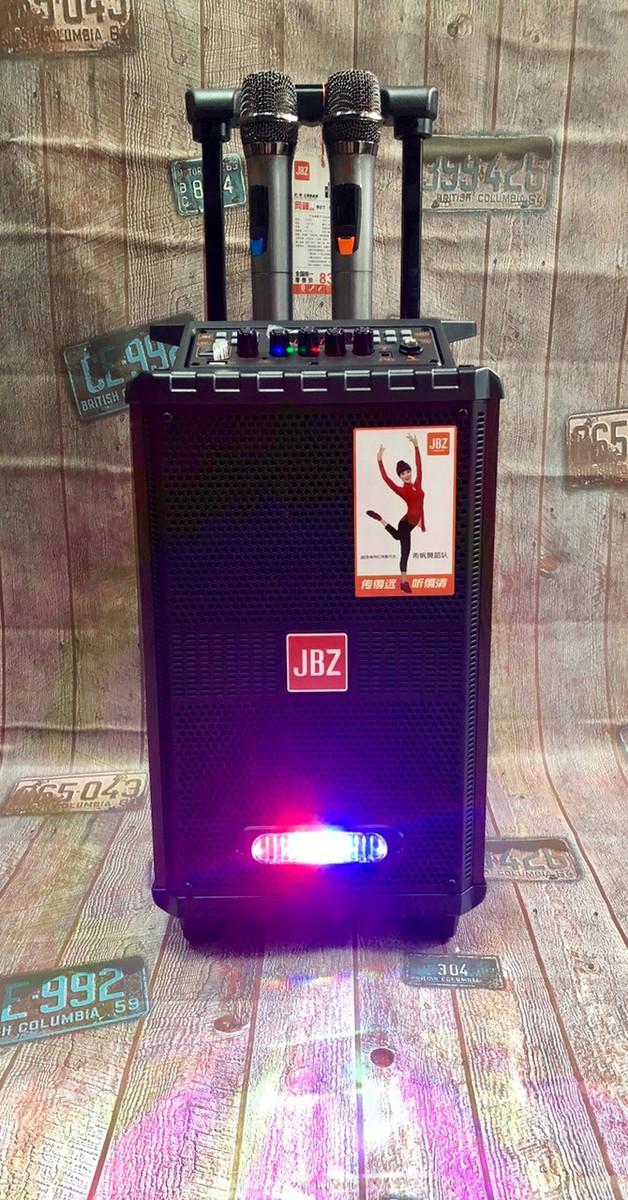 loa kéo karaoke jbz 0811 5