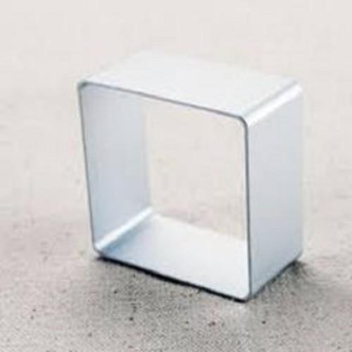Khuôn nhấn bánh dứa hình vuông - 10 cái