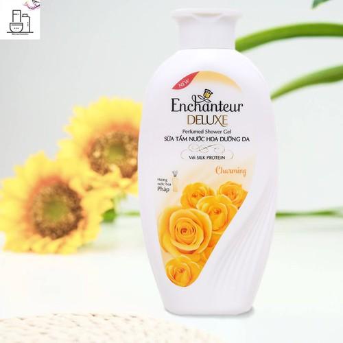 Sữa tắm Enchanteur Charming 180g - 8197248 , 17778797 , 15_17778797 , 43000 , Sua-tam-Enchanteur-Charming-180g-15_17778797 , sendo.vn , Sữa tắm Enchanteur Charming 180g