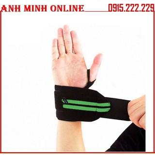 Quấn cổ tay tập Gym xỏ ngón Boer - xỏ ngón Boer thumbnail
