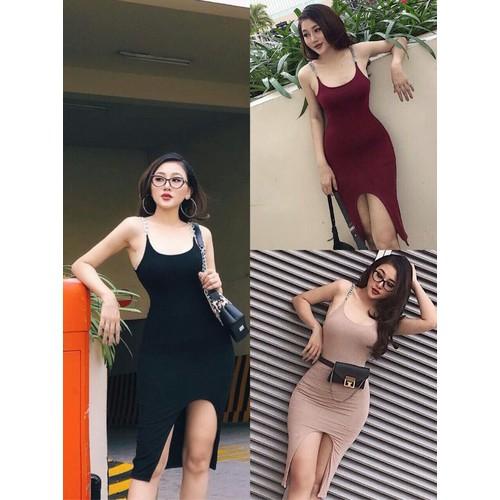 đầm body nữ