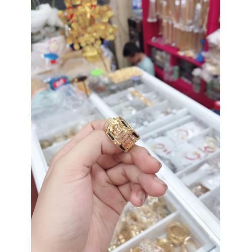 Nhẫn cóc kim tiền dát vàng 18k mã 3054 - 8229986 , 17784340 , 15_17784340 , 219000 , Nhan-coc-kim-tien-dat-vang-18k-ma-3054-15_17784340 , sendo.vn , Nhẫn cóc kim tiền dát vàng 18k mã 3054
