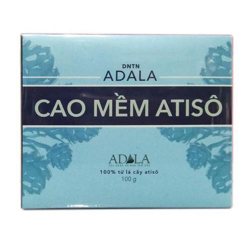 Cao Atiso Adala, tác dụng nhuận gan mật và lợi tiểu , kích thích hệ tiêu hoá.