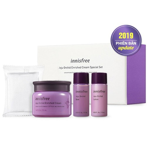 Set dưỡng da chiết xuất từ hoa phong lan Innisfree Jeju Orchid Enriched Cream Special Set - 8245734 , 17787266 , 15_17787266 , 550000 , Set-duong-da-chiet-xuat-tu-hoa-phong-lan-Innisfree-Jeju-Orchid-Enriched-Cream-Special-Set-15_17787266 , sendo.vn , Set dưỡng da chiết xuất từ hoa phong lan Innisfree Jeju Orchid Enriched Cream Special Set