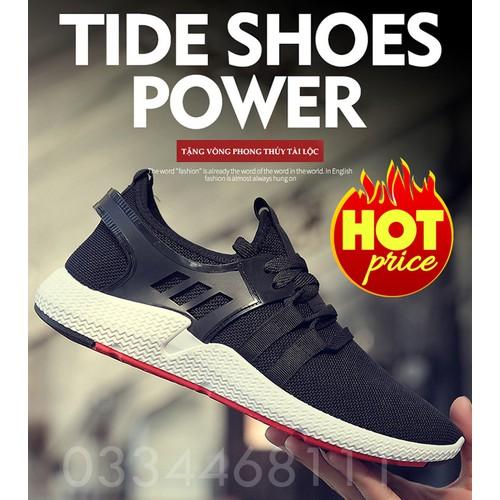 giày nam giày sneaker - XKIB5378
