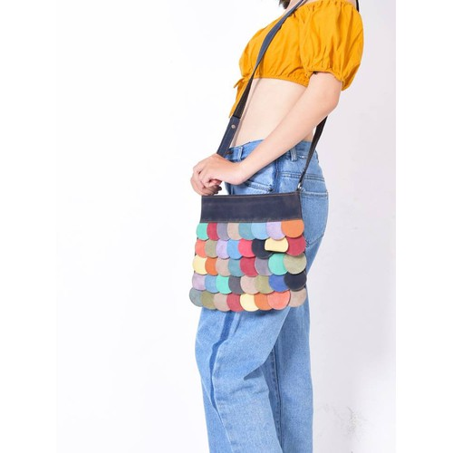 Túi đeo chéo màu sắc