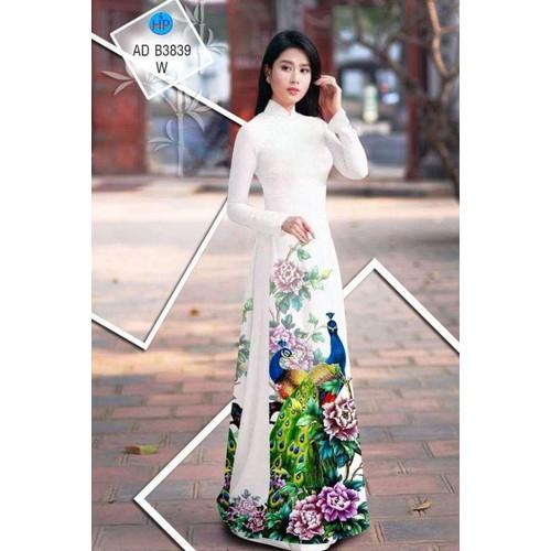 vải áo dài in hoa 3d - 4939958 , 17786435 , 15_17786435 , 370000 , vai-ao-dai-in-hoa-3d-15_17786435 , sendo.vn , vải áo dài in hoa 3d