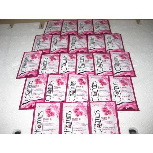 COMBO 5 Dây Sữa Tắm Charming  - 1 Dây 10 gói