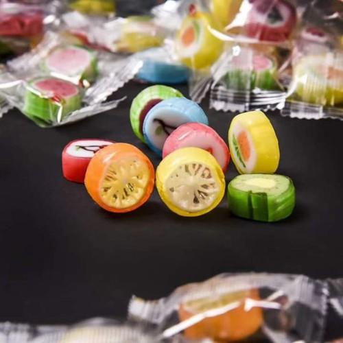 kẹo cứng hương trái cây
