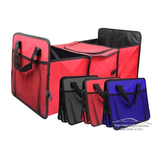 Túi đựng đồ để cốp xe ô tô có ngăn giữ nhiệt