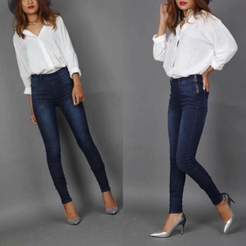 Quần jean nữ hot new