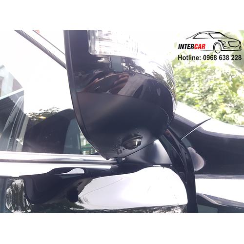 Lắp đặt Camera 360 độ 2D Owin xe Toyota Land Cruiser Prado