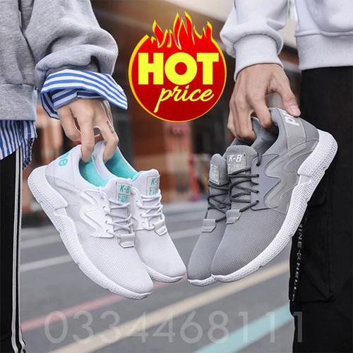giày nam giày sneaker- OKUI8936