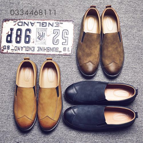 giày nam tăng chiều cao HLRM434