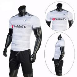 Đồ bộ quần áo thể thao, quần áo bóng đá nam YTB TV 2019 thời trang Everest - Thun dày đẹp