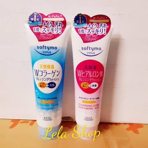 Sữa Rửa Mặt Kose Softymo Nhật Bản 190g - 4937191 , 17777305 , 15_17777305 , 170000 , Sua-Rua-Mat-Kose-Softymo-Nhat-Ban-190g-15_17777305 , sendo.vn , Sữa Rửa Mặt Kose Softymo Nhật Bản 190g
