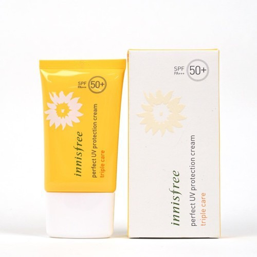 Kem Chống Nắng Innisfree. Perfect UV Protection SPF50 PA+++