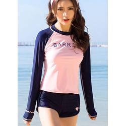 Đồ Bơi Tay Dài Che Nắng MAT045 MULAN Fashion