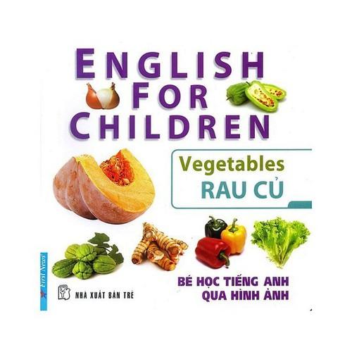 Sách Bộ sách bé học tiếng Anh qua hình ảnh - 11 chủ đề