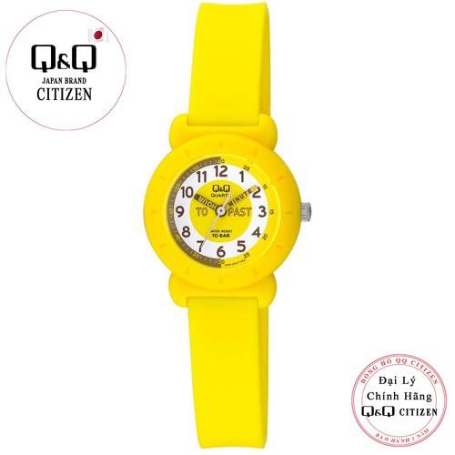 Đồng hồ trẻ em Q&Q Citizen VP81J12Y dây nhựa thương hiệu Nhật Bản