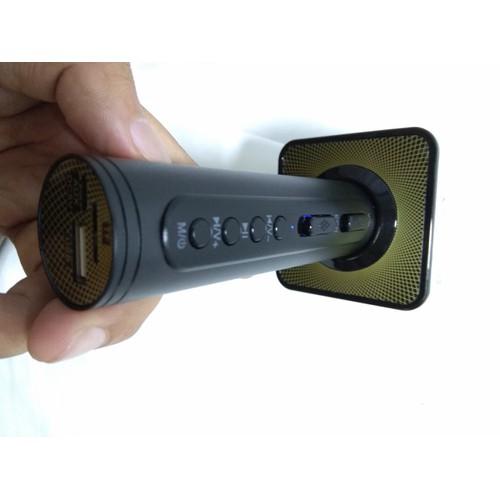 Mic karaoke không dây Bluetooth hay cấp 8, âm thanh to