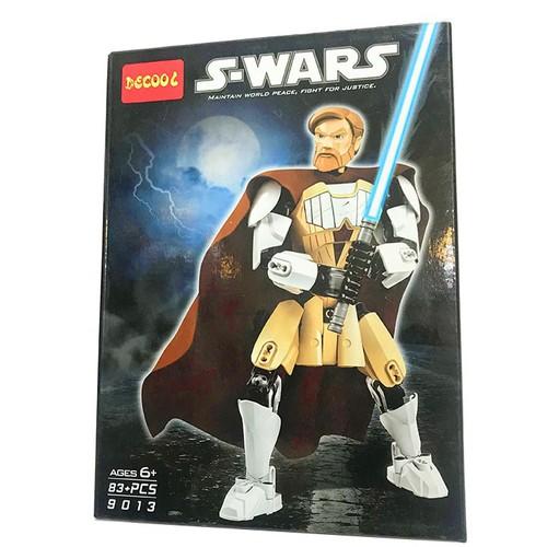 Lắp ghép S-Wars 9013