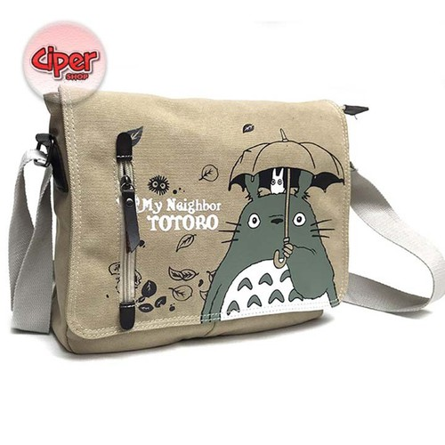 Túi đeo chéo Totoro - Mẫu 1