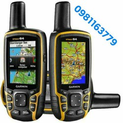 Máy đo diện tích đất cầm tay GPS Garmin map 64 LH 0981163779