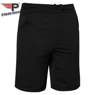 Siêu chuẩn Quần short GYM thể thao thun co giãn nam Pigofashion cao cấp QN01.1 - nhiều màu - qn01.02 thumbnail
