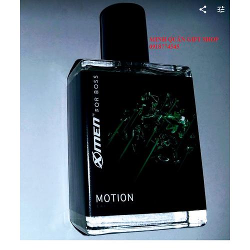 Nước Hoa X Men For Boss Motion 50ml