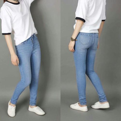Quần jean dài nữ đẹp - 7393642 , 17154426 , 15_17154426 , 155000 , Quan-jean-dai-nu-dep-15_17154426 , sendo.vn , Quần jean dài nữ đẹp