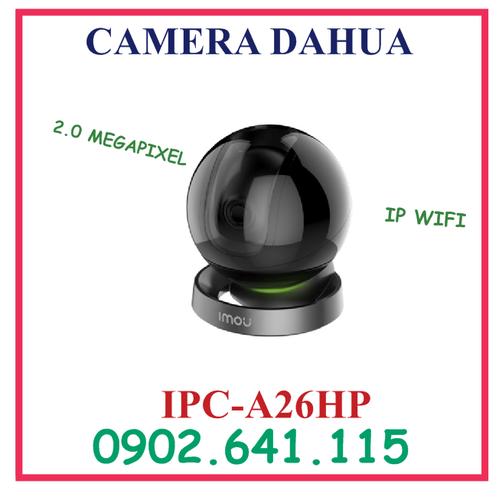 CAMERA IP WIFI 2.0MP DAHUA IPC-A26HP