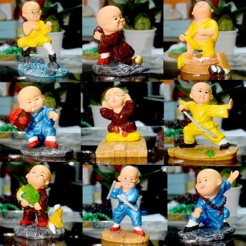 Bộ tượng 20 chú tiểu dễ thương ngộ nghĩnh - 7433034 , 17169945 , 15_17169945 , 1600000 , Bo-tuong-20-chu-tieu-de-thuong-ngo-nghinh-15_17169945 , sendo.vn , Bộ tượng 20 chú tiểu dễ thương ngộ nghĩnh