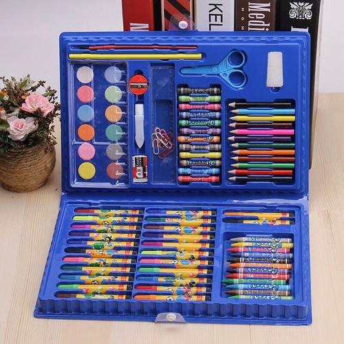 Bộ bút chì màu cho bé 86 món