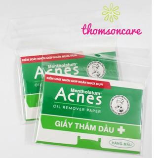 Giấy thấm dầu Acnes 50 tờ - 306 thumbnail