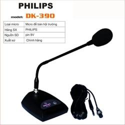 MICRO CỔ NGỖNG ĐỘ NHẠY CAO PHIL-LIPS DK390
