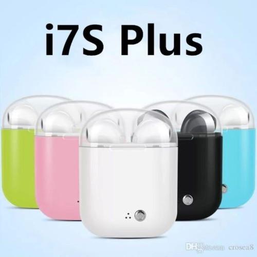 I7S TWS PLUS mini tai nghe nhét tai không dây bluetooth stereo có hôp sac mic cho ios va androi - 7451855 , 17177613 , 15_17177613 , 268000 , I7S-TWS-PLUS-mini-tai-nghe-nhet-tai-khong-day-bluetooth-stereo-co-hop-sac-mic-cho-ios-va-androi-15_17177613 , sendo.vn , I7S TWS PLUS mini tai nghe nhét tai không dây bluetooth stereo có hôp sac mic cho ios