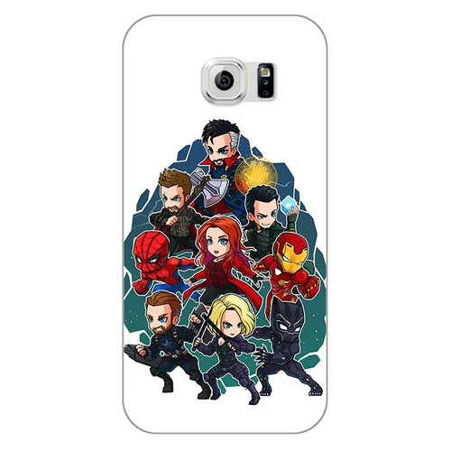 Ốp lưng điện thoại samsung galaxy s6 - Marvel 03