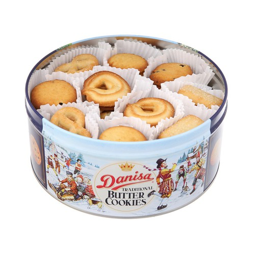 Bánh quy bơ Danisa hộp 454g - 7397670 , 17155954 , 15_17155954 , 145000 , Banh-quy-bo-Danisa-hop-454g-15_17155954 , sendo.vn , Bánh quy bơ Danisa hộp 454g