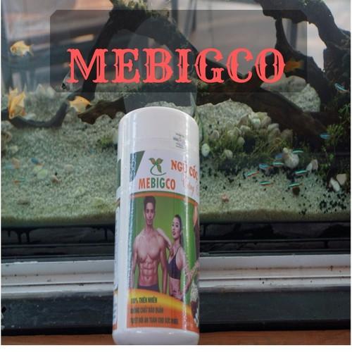 BỘT NGŨ CỐC MEBIGCO COMBO 2 LOẠI TẬP GYM + TĂNG CÂN