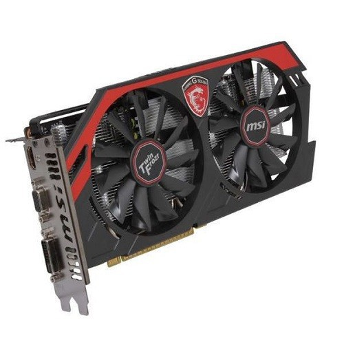 Vga MSI-GTX 750Ti Gaming 2gb-D5