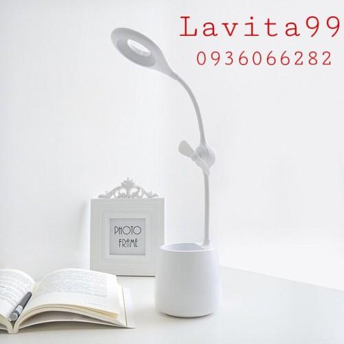 Đèn học để bàn - Đèn học có ống bút và quạt - 7442162 , 17173767 , 15_17173767 , 279000 , Den-hoc-de-ban-Den-hoc-co-ong-but-va-quat-15_17173767 , sendo.vn , Đèn học để bàn - Đèn học có ống bút và quạt