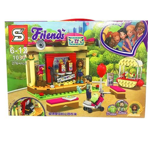 Lắp ghép Friends 1030